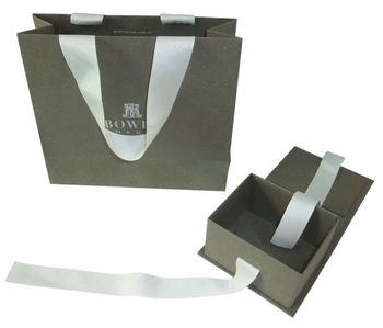 Paper Bag With Bow Tie Ribbon Buy Paper Bag With Bow Tie Ribbon
