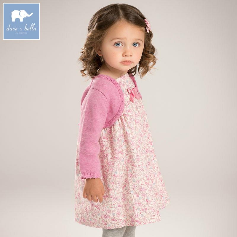 0334124839c62 robe DB5901 dave bella infantile bébé fille princesse robe enfants mode d` anniversaire de fête de mariage ...