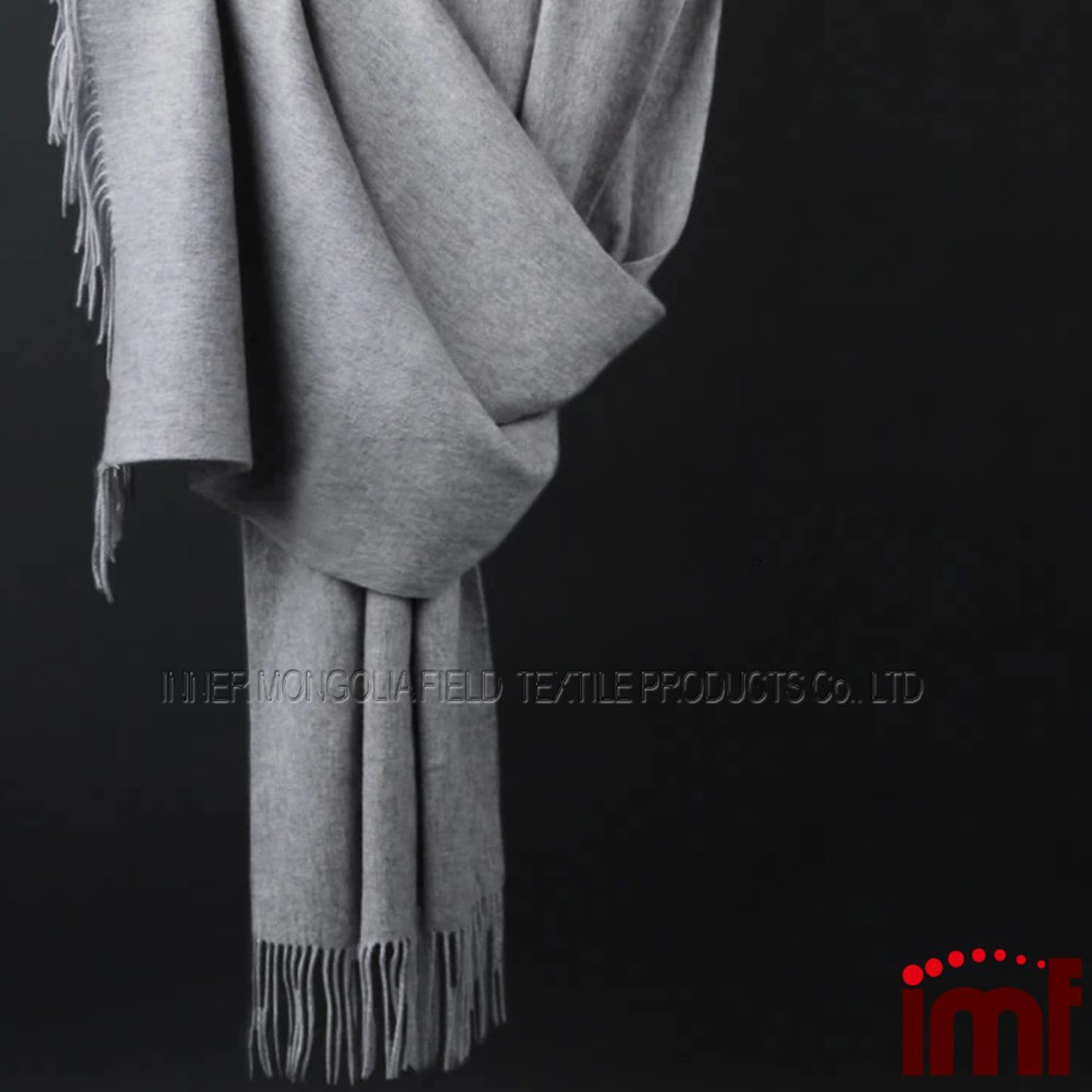 Winter Style Men Wool Kashmir Pashmina Shawls