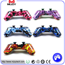 Camouflage Bluetooth Six Axis Joystick For PS3 Wireless Controller