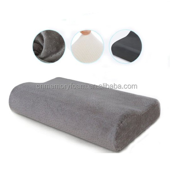 viscoelastic bamboo charcoal pillow