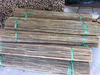 natural eco-friendly protective small animal bamboo fence