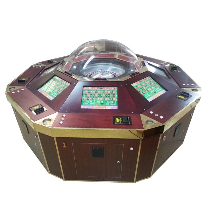 chinese mahjong set gambling game machine roulette table