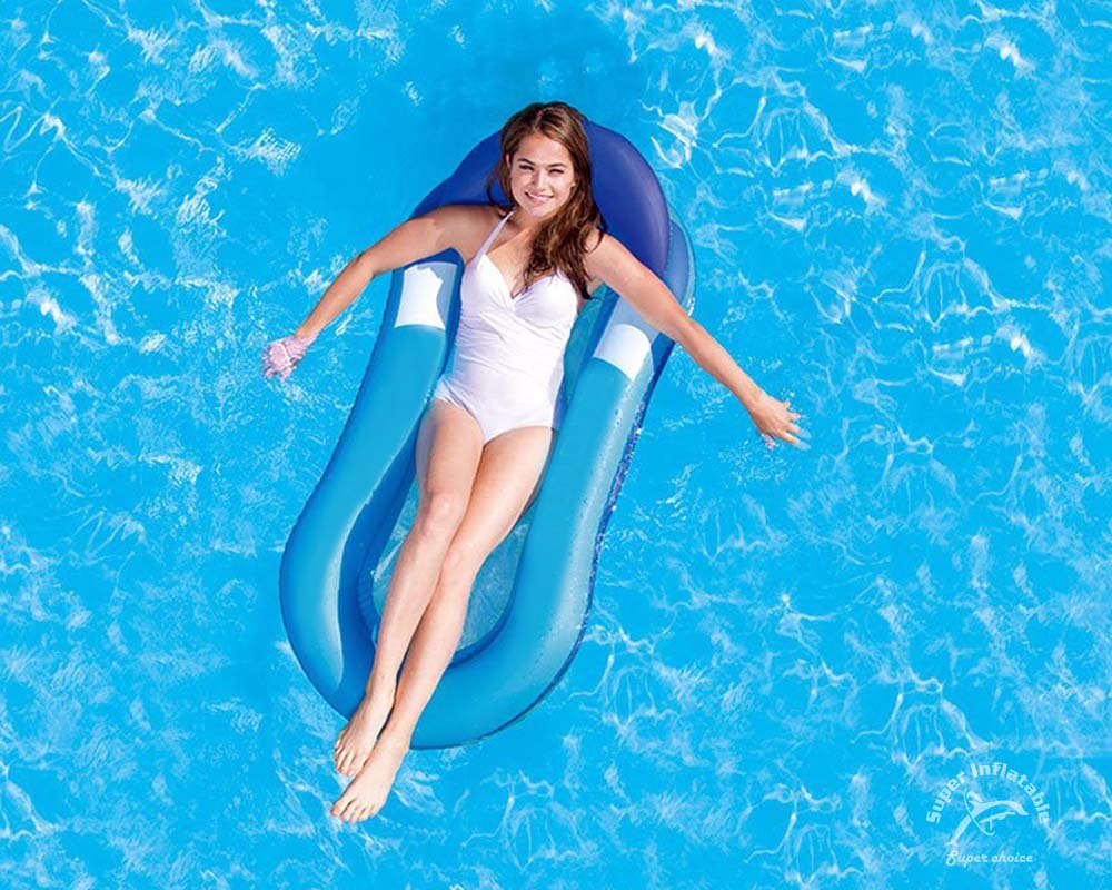 swimming pool water lounge luxury hammock pin pools inflatable premium float lounger