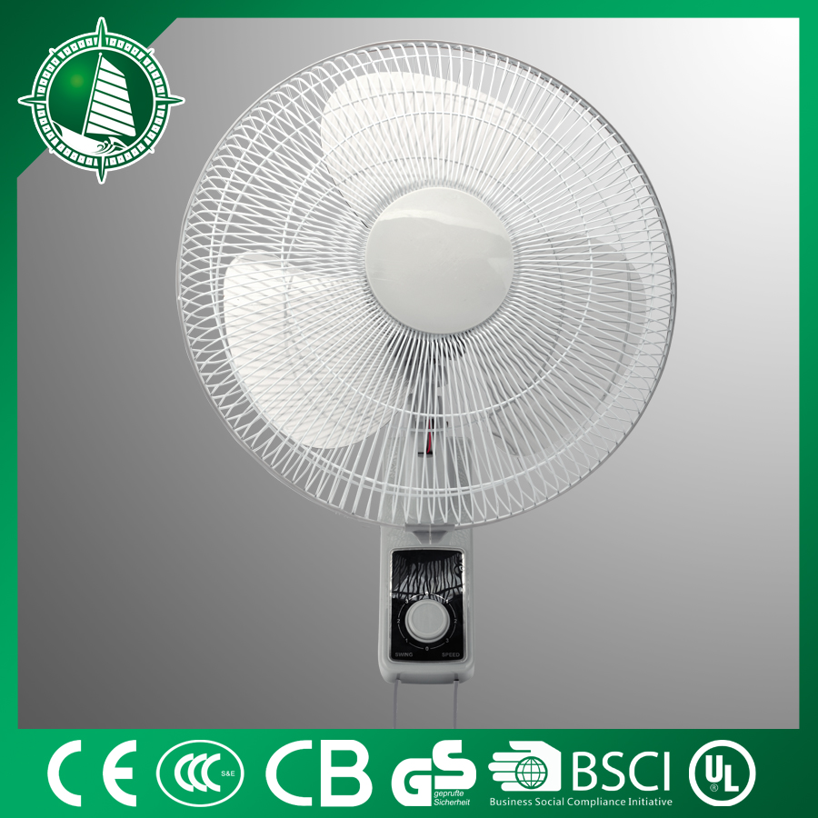 16-inch Active Air Wall Mount Fan Made In China