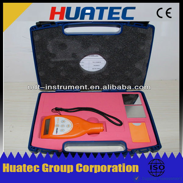 Huatec High Quality Plating Thickness Gauges Coating Thickness ...