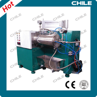 Pin Type Horizontal Pearl Mill for industrial production CE verified
