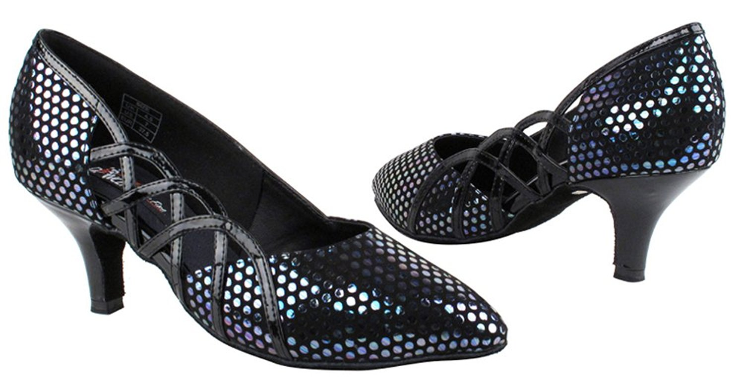 Very fine Shoes Ladies' Standard & Smooth Competitive Dancer Series CD5501