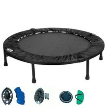"-Pieghevole 32 ""-<span class=keywords><strong>60</strong></span>"" <span class=keywords><strong>trampolino</strong></span> di fitness senza impugnatura bar"