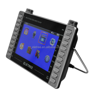 "Eletree EL-667 7"" HD Multifunctional big screen kids video media digital mp4 player"