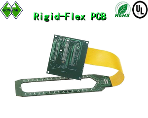 Flex- Rigid Printed circuit board / PCB