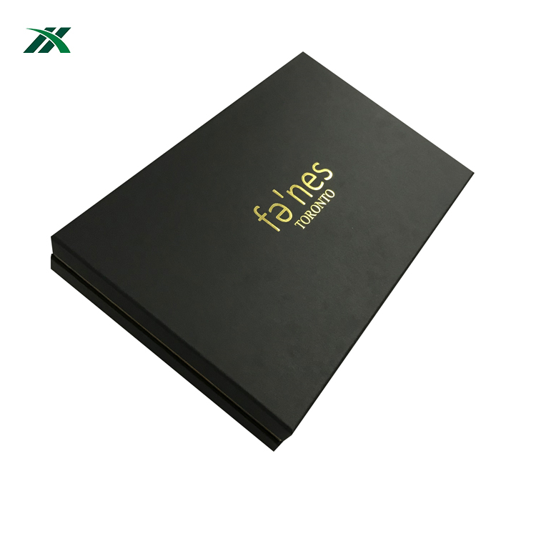 custom free design logo underwear packaging boxes