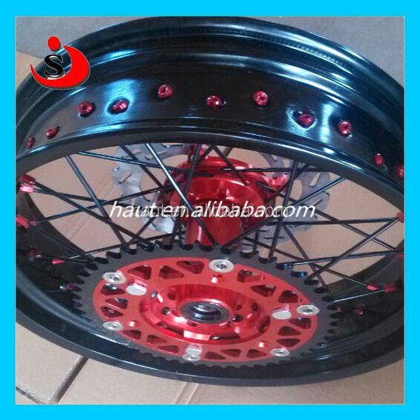 MOTORCYCLE BRAKE DISC ROTOR DRILLING SERVICE 36 HOLE