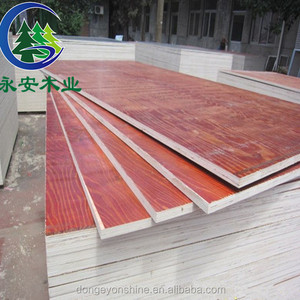 Cheap good quality poplar plywood construction materials from shandong wood company