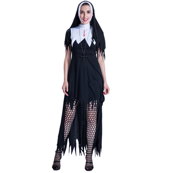 fdcfb0aaa64 Adult Women Sexy Nun Costumes For Halloween Cosplay Party Fancy Dress - Buy  Adult Sexy Nun Costumes,Women Nun Costumes,Halloween Nun Costumes Product  ...