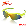 Panlees bulk Fluorescent Polarized Glasses sunglasses night vision drive glasses bicycle shape sunglassesUv400