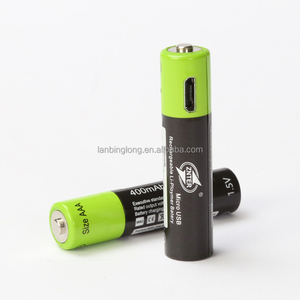1.5V Nominal Voltage and Li-polymer Battery Type AAA battery batteries