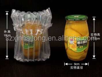 China Supplier Wine Bottle Air Bag Transport Protective Shock ...