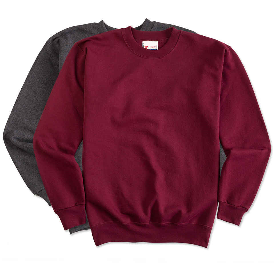 At ShirtSpace we carry only the top brands of lightweight sweatshirts — and offer them at the lowest possible prices. Check out our options in Fruit of the Loom, Alo Sport, and Bella. From simple crew necks to pullovers to zip up hoodies, we have all the casual, comfortable attire you need to complete a .