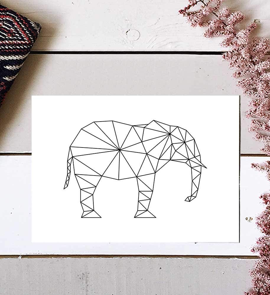 Geometry Line Art Projects