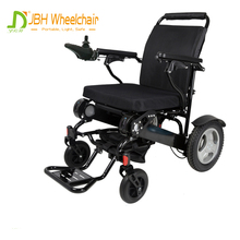 Lightweight folding electric wheelchair for handicapped people airplane metro