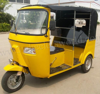 Petrol Fuel Compact 4s New Tuk Tuk Made In India,Bajaj Auto Rickshaw For 6  Passenges - Buy Bajaj Auto Rickshaw For 6 Passenges Product on Alibaba com