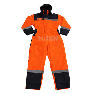 OEKO TEX standard 100 Custom made hot coverall uniforms construction workwear, safety work clothing