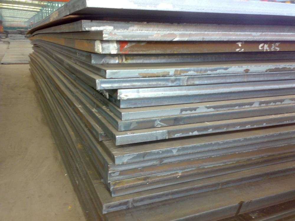 Different Types Of Steel Plate Embedded Steel Plates