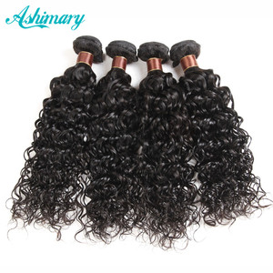 8inch to 30inch Brazilian Water Wave Human Hair Weave Bundles African Human Hair Extensions Crochet Braids With Human Hair