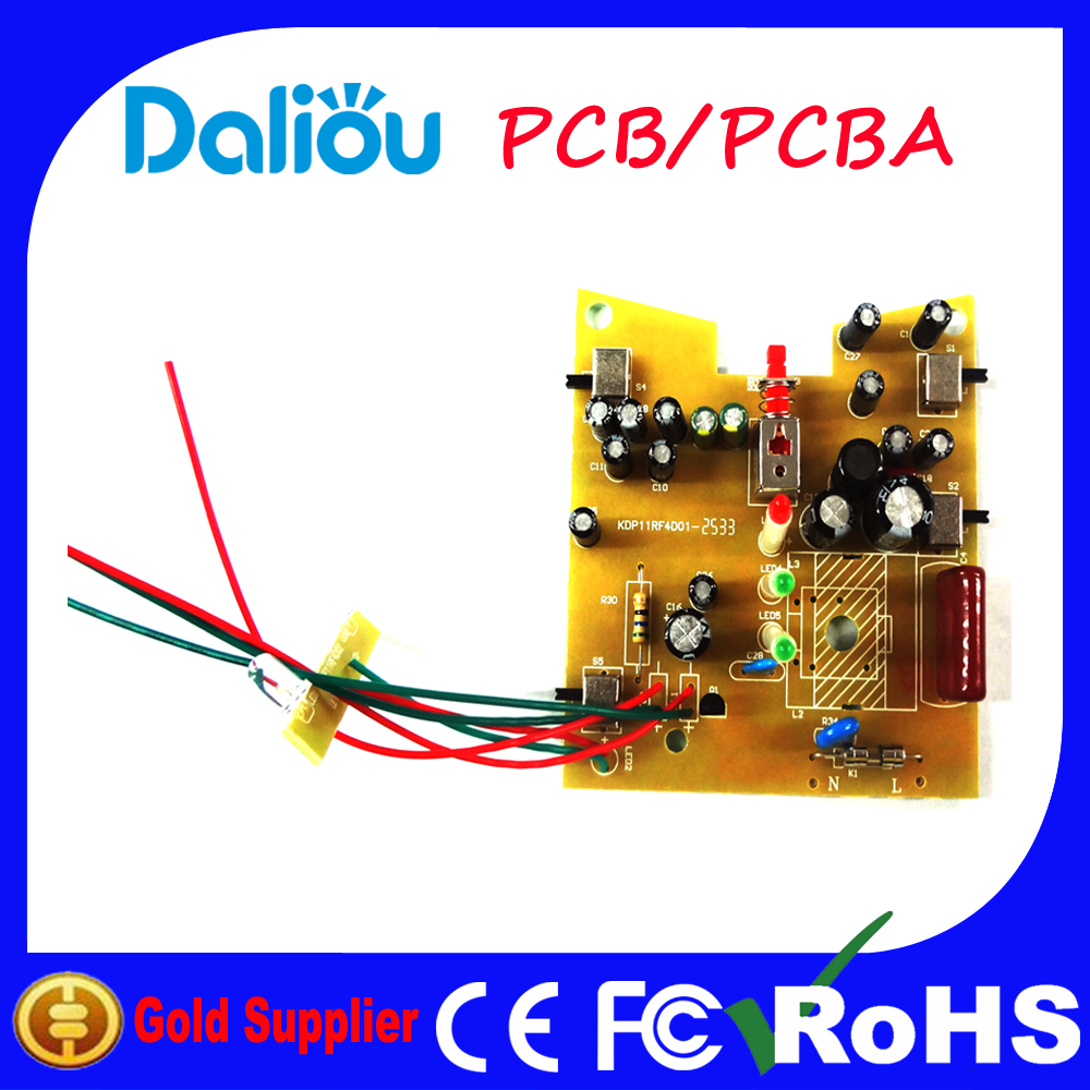 Led Pcb Assembly Factory Suppliers And Make Printed Circuit Board Pcbgogo Manufacturers At