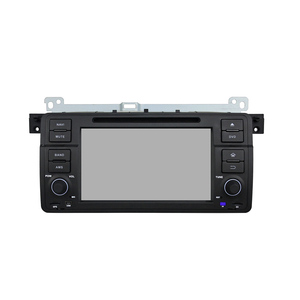Android 8.0 single din car radio for bmw e46 1998-2005 dvd multimedia system car stereo touch screen player