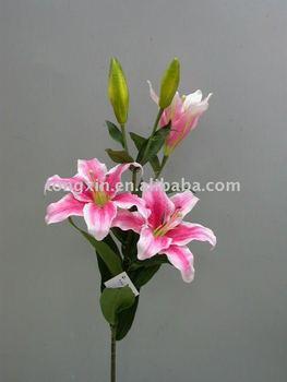 Tiger Lily Handmade Flowers