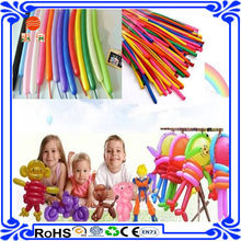 260Q modelling long latex balloon twisting balloon magic balloon