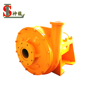 hard mineral alumina gold mine slurry transfer anti-wear pump