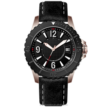 New design high-end vintage genuine leather strap wholesale hand watch men military U2652-05