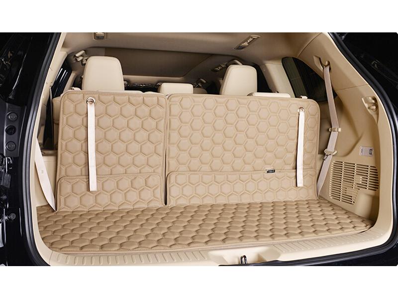 2016 toyota highlander carpet cargo mat carpet vidalondon. Black Bedroom Furniture Sets. Home Design Ideas