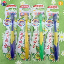 China corn shape children toothbrush for daily use
