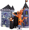Inflatable Haunted Castle halloween decoration halloween archway for party event