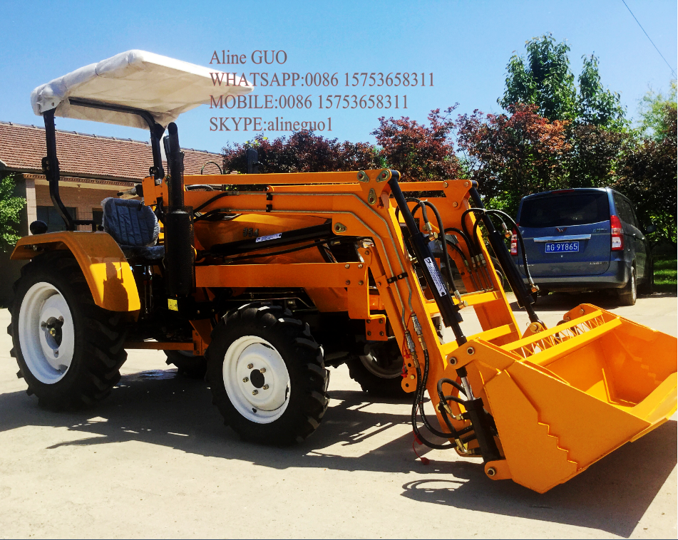 Chinese Hot Sale Compact Tractor Front End Loader Backhoe Loader For Sale Buy Prices Of