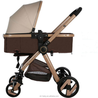 Child Pram Carriage Luxury Cheap Aluminum Good Choice Stroller Baby 3 In 1