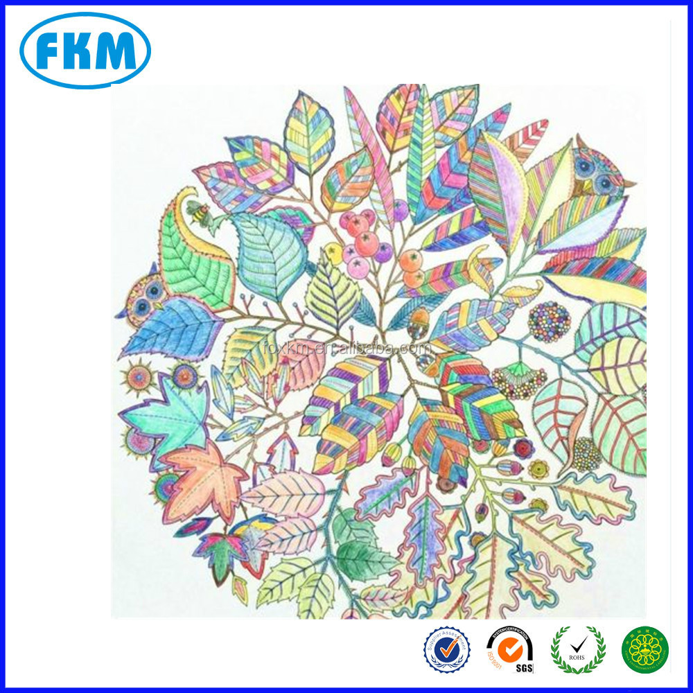 Th the secret garden coloring book uae - Adult Coloring Book Adult Coloring Book Suppliers And Manufacturers At Alibaba Com