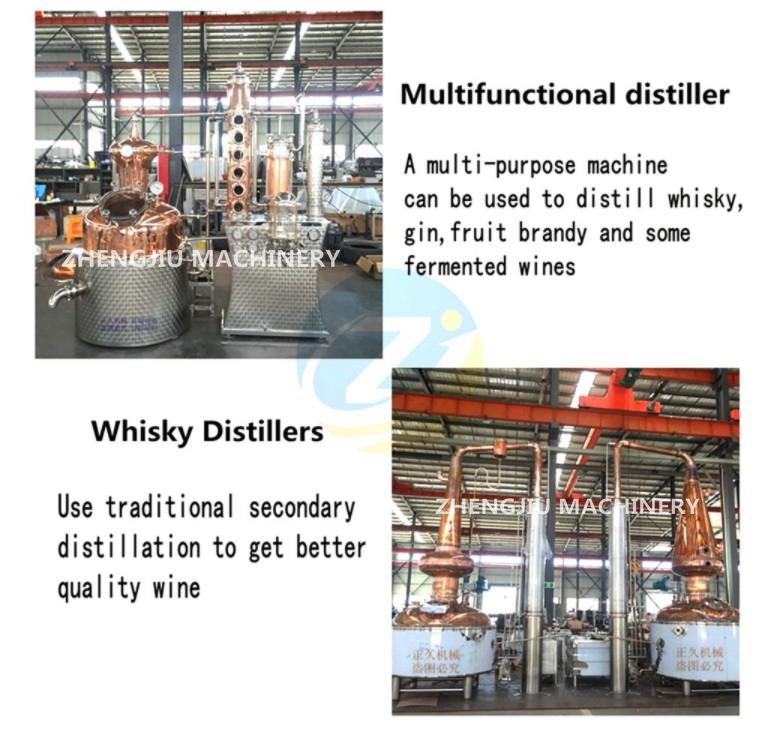 घर शराब distilling उपकरण छोटा बर्तन अभी भी destilador