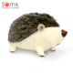 Cute animal shaped jumbo leather roll paper tissue holder for bedroom