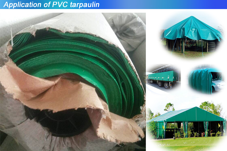 Stocklot Goods Made In China Pvc Tarpaulin Stocklot