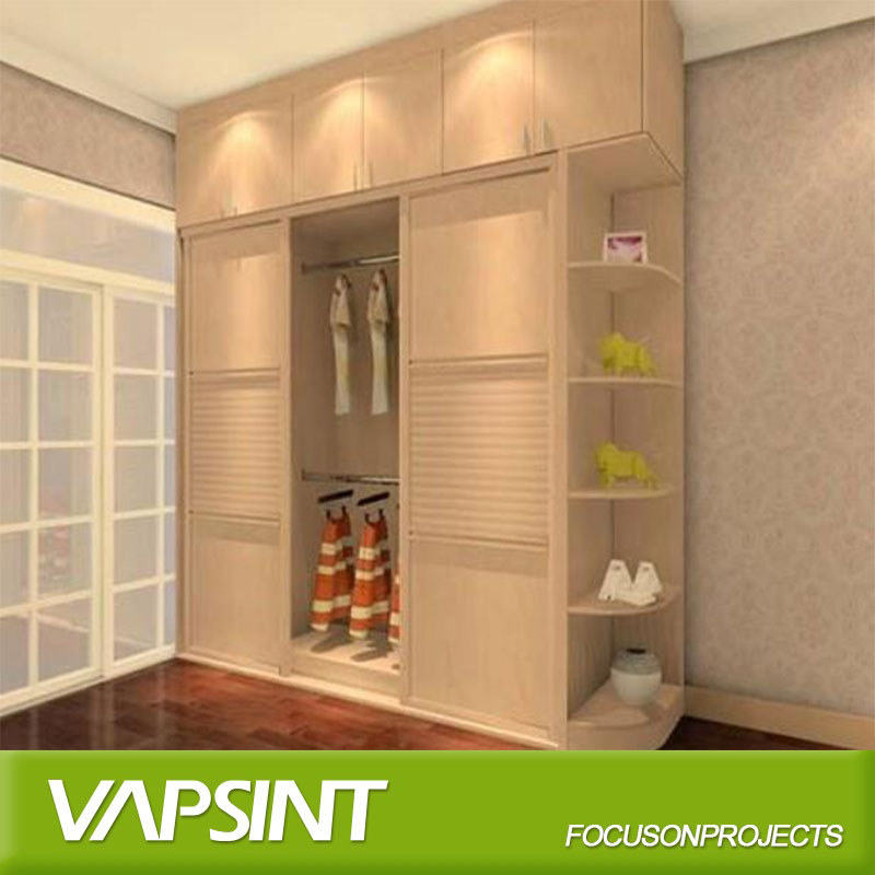 Double Color Wardrobe Design Furniture Bedroom Double Color