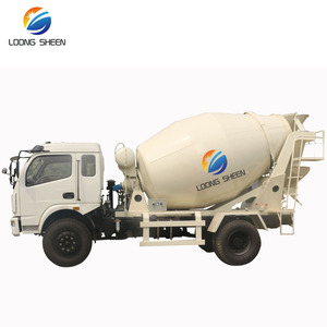 12 Cubic Meters Beton Mixer Truck For Sale