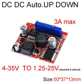 15w 2a 4v-35v To 1 25v-25v Led Driver,Lithium Battery Charger (including  Ferroelectric) 4v,6v,12v,14v,24v Battery Charging - Buy Dc-dc Step Down