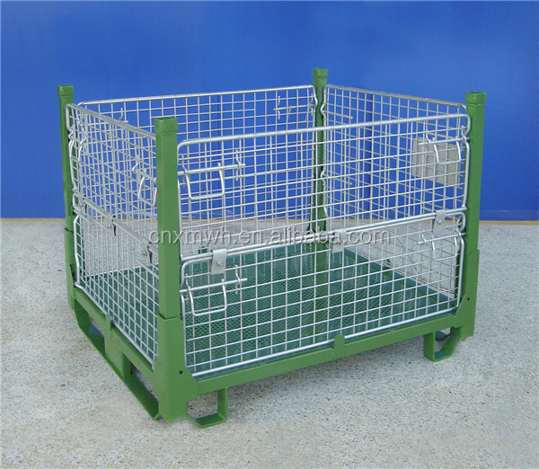 Heavy Duty Foldable Metal Cage