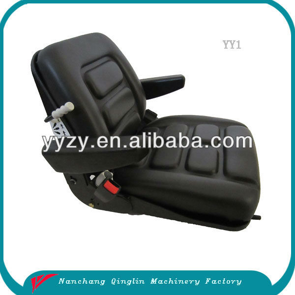 Oem Forklift Seat With Seat Belt And Seat Sensor
