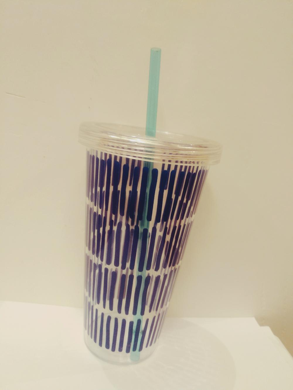 22OZ Straw cup